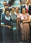 Aunts Nita, Annie, Iva, and Arvilla