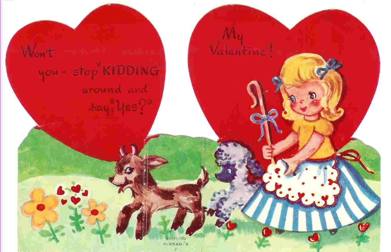 Vintage Rhymes And Valentines 49