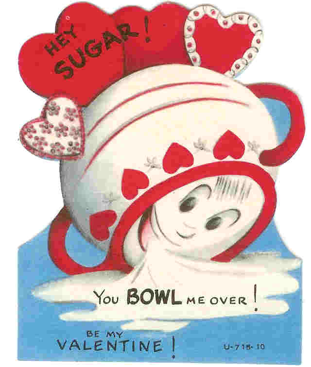 totally retro Valentines – Mushy Valentine Cards
